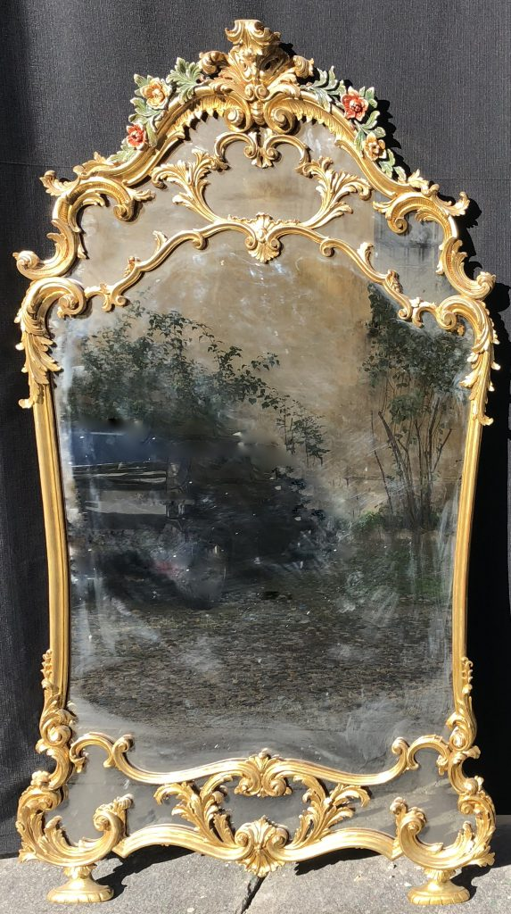 Louis XV mirror - Contact for price