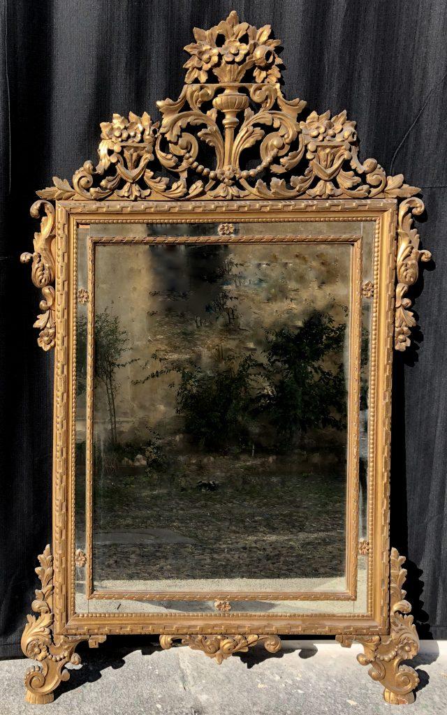 Specchiera luigi XVI - Contattare per il prezzo