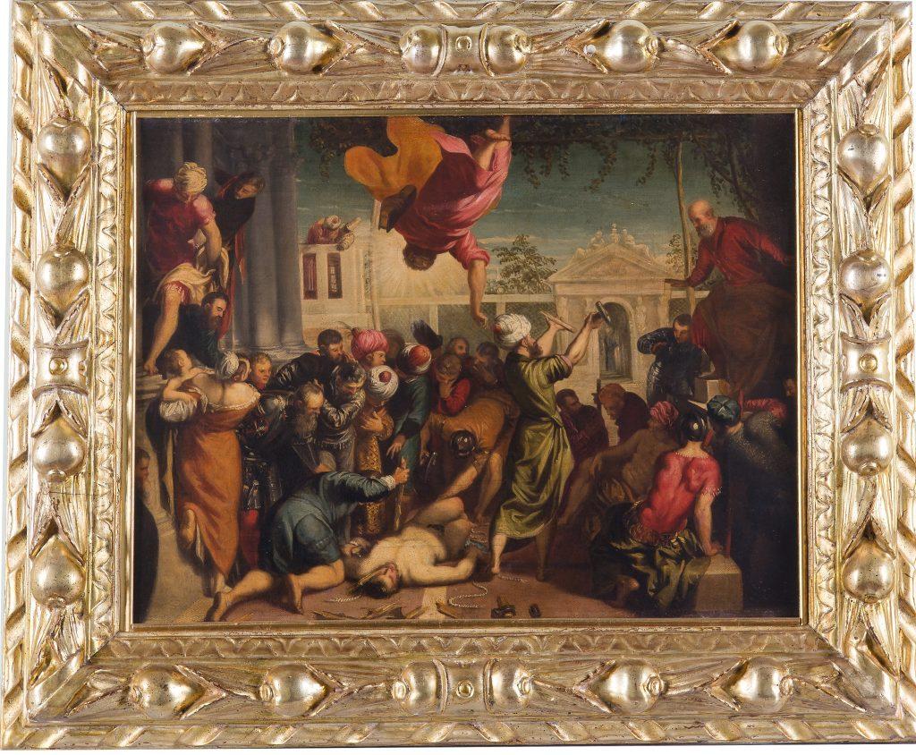San Marco - olio su tela - Contattare per il prezzo