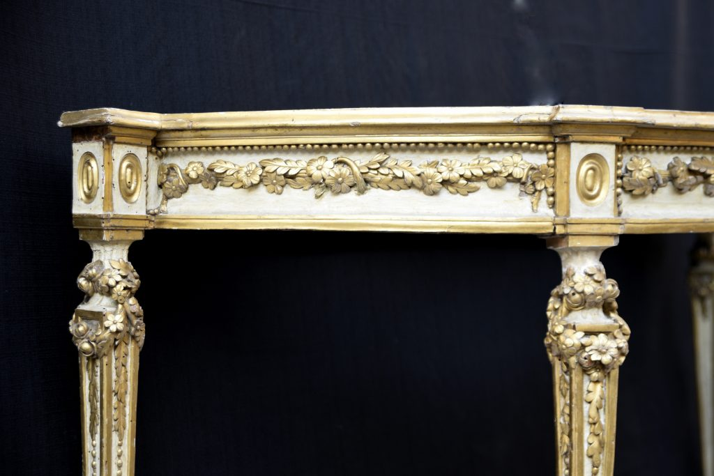 Louis XVI console - Contact for price