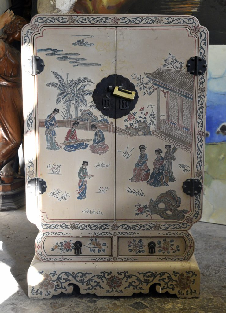 Chinese cabinet - Contact for price