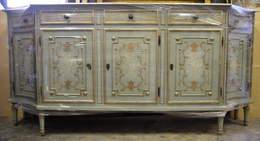 Louis XVI sideboard - Contact for price