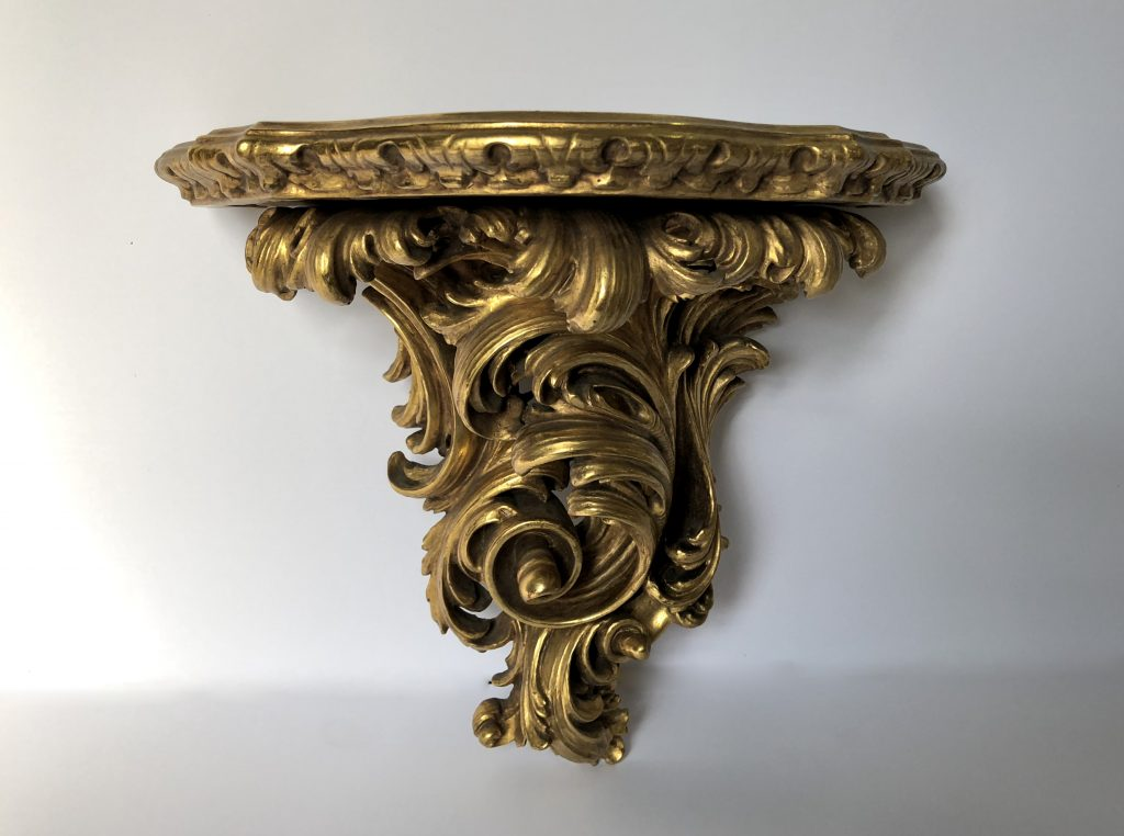 Louis XVI shelf - Contact for price