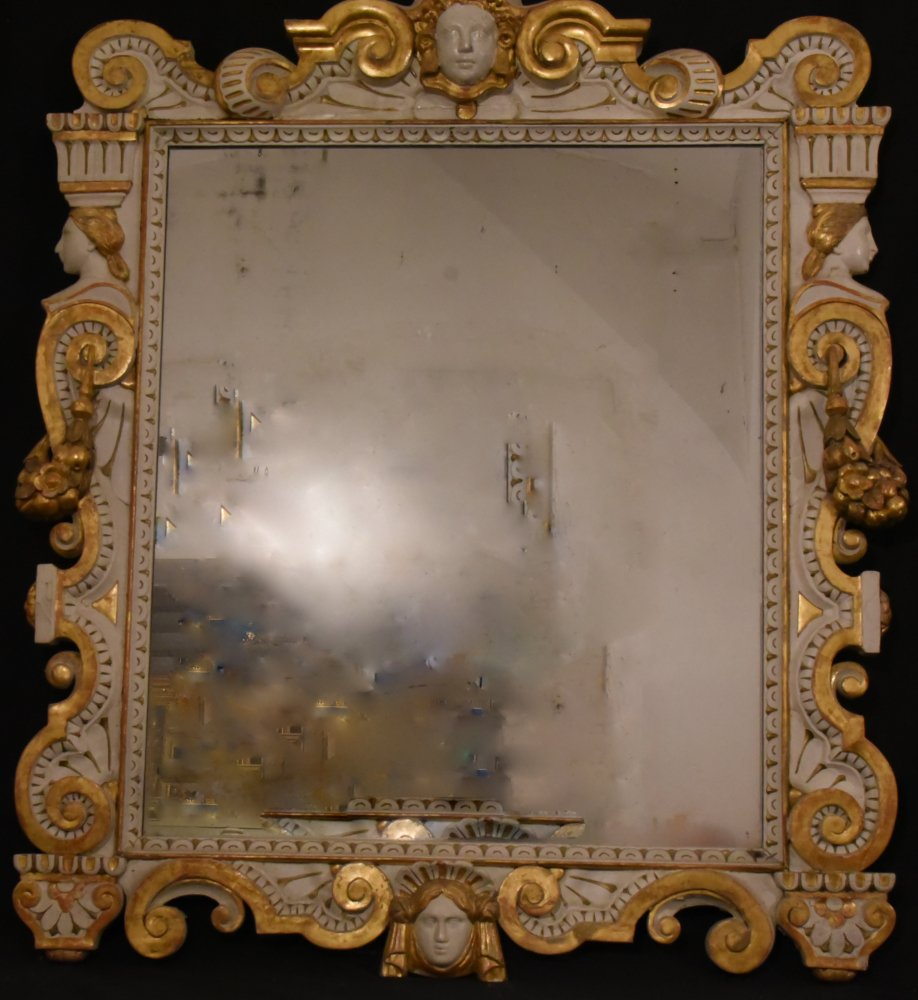 Neoclassical mirror -  Contact for price