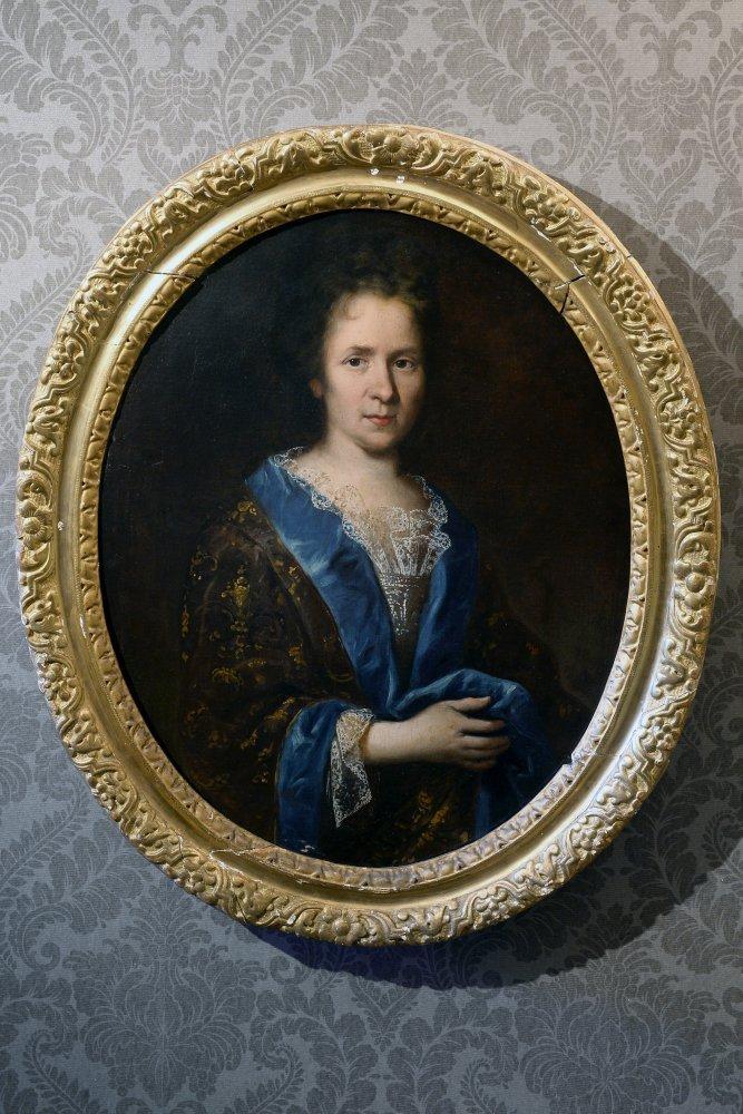 Ritratto di Nobildonna - XVII/XVIII secolo -olio su tela - Contattare per il prezzo