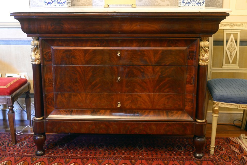 Iberian chest of drawers - 1830/40 - Contact for price