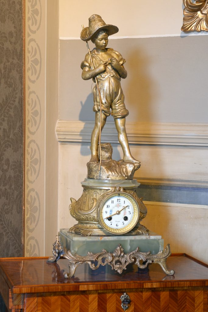 Table clock - late 19th century - Contact for price