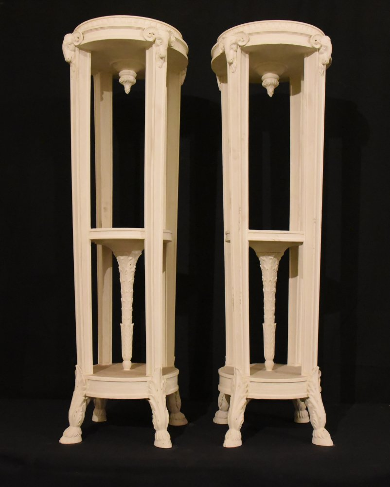 Pair of Empire Columns - Contact for price