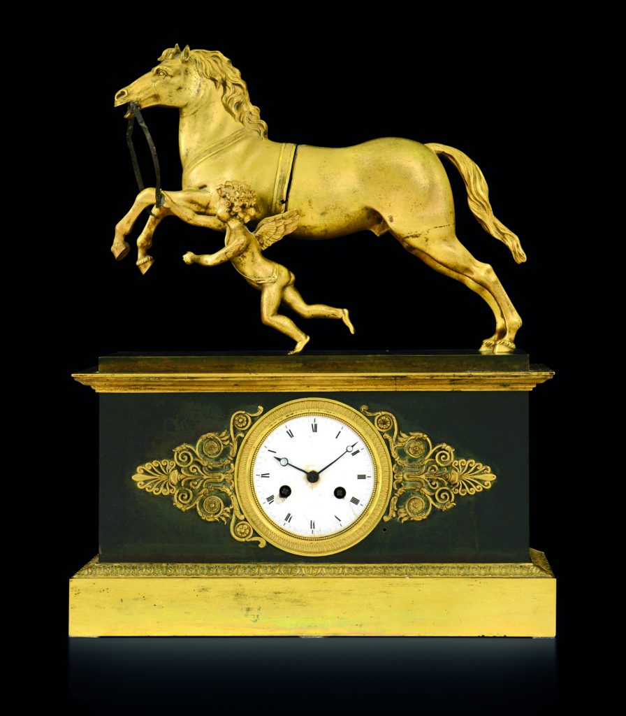 Table Clock - Carlo X