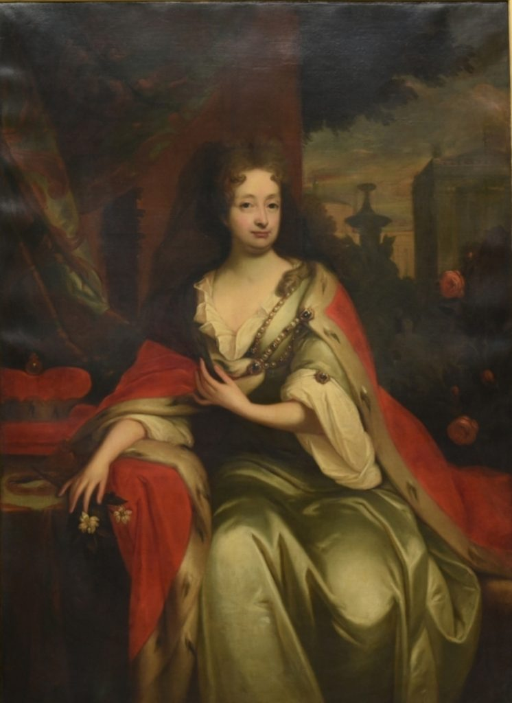 Portrait of a Lady by Godfrey Kneller