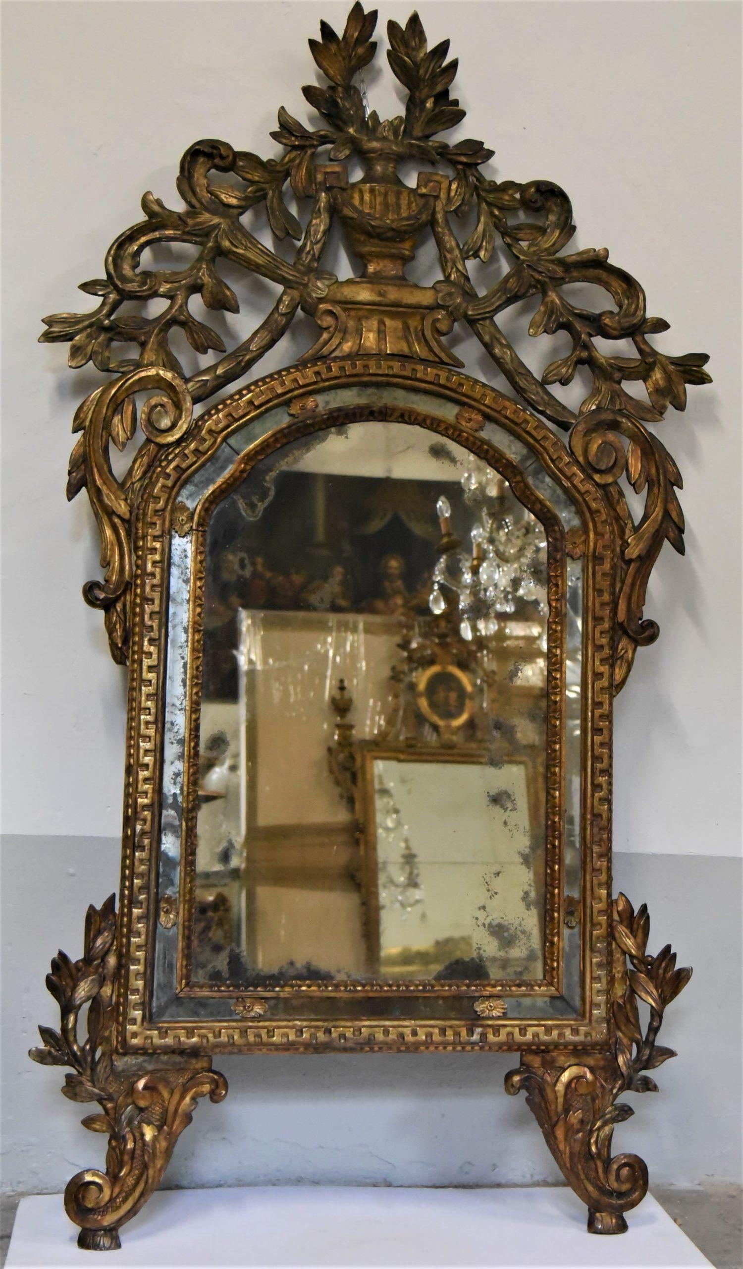 Antica Specchiera del 1700
