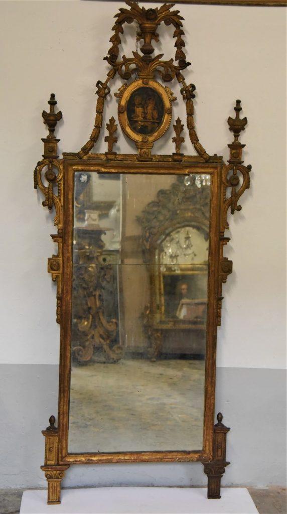Antica specchiera Toscana del 1700