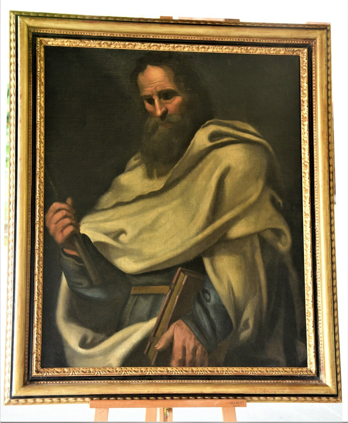 San Luca - Olio su tela  XVII secolo