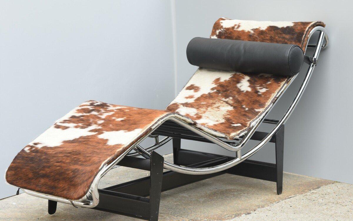 Le Corbusier, Chaise longue mod. LC4